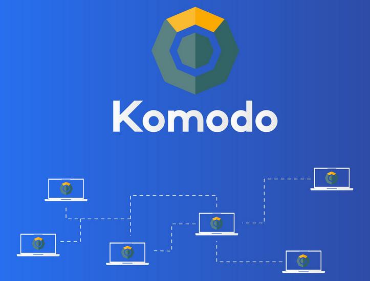 komodoとブロックチェーン
